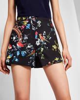 Ted Baker EBECKA Opulent Fauna shorts