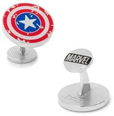 Cufflinks Inc. Cufflinks, Inc. Marvel Captain America Shield Cuff Links