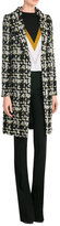 Giambattista Valli Bouclé Vrigin Wool Coat