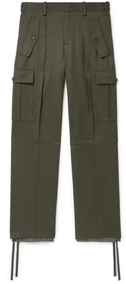 J.W.Anderson Virgin Wool Cargo Trousers
