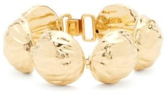 Loewe Hammered Bracelet - Gold