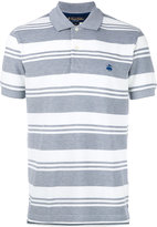 Brooks Brothers striped polo shirt - men - Cotton - L