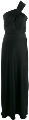 Emilio Pucci twist detail dress