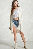 Forever 21 FOREVER 21+ Contemporary Open Cardigan