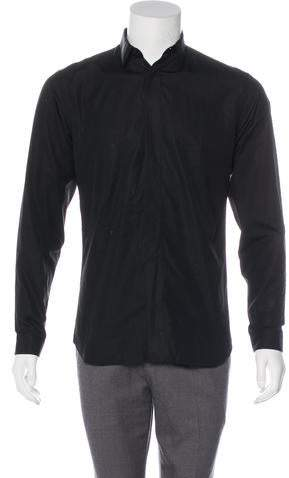4d3ccfb31 Christian Dior Men's Shirts - ShopStyle