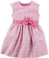Carter's Girls 4-8 Striped Dress