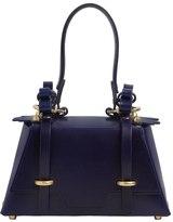 Niels Peeraer Winged Sister Leather Top Handle Bag