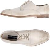 Dolce & Gabbana Lace-up shoes - Item 11282661