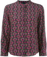 Aspesi tile print blouse