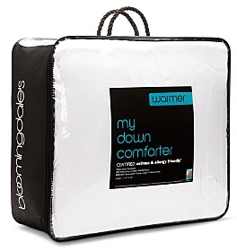 Bloomingdale's My Warmer Asthma & Allergy Friendly Down Comforter, King - 100% Exclusive