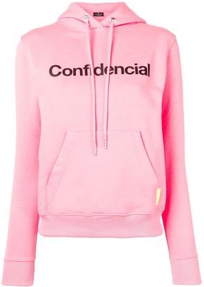 Marcelo Burlon County of Milan Confidencial hoodie