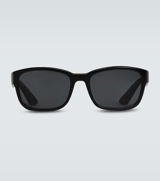 Prada Linea Rossa Flask sunglasses