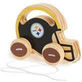 Infant Masterpieces 'Nfl - Pittsburgh Steelers' Wooden Push-Pull Toy