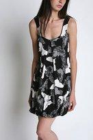 Printed Bubble Dress