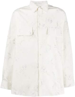 Jacquemus La Chemise Felix floral shirt