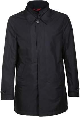 Fay Buttoned Shirt Jacket