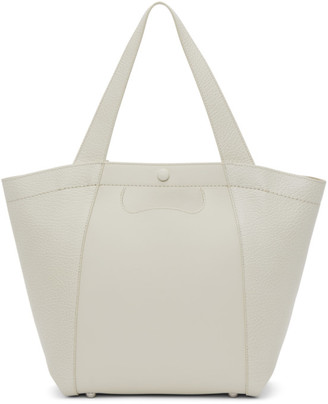 Maison Margiela Off-White New Shopping Tote