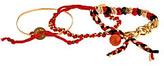 Kris Nations Coral Friendship Bracelet Set