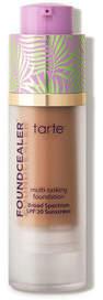 Tarte Babassu Foundcealer Skincare Foundation Broad Spectrum SPF 20 - Tan-Deep Honey