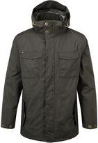 Tog 24 Deco Milatex 3 In 1 Casual Full Zip Overcoat