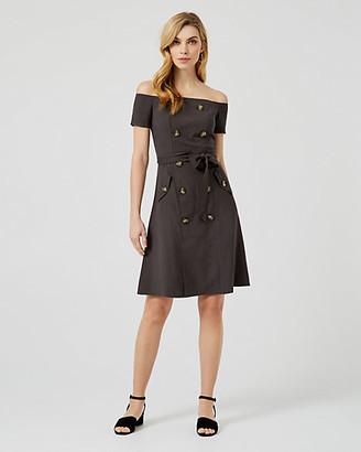Le Château Off-the-Shoulder Dress