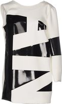 Anthony Vaccarello Short dresses
