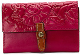 Patricia Nash Women's Colli Wallet Tooled