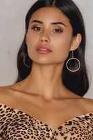 Shashi Lauren Hoop Earrings