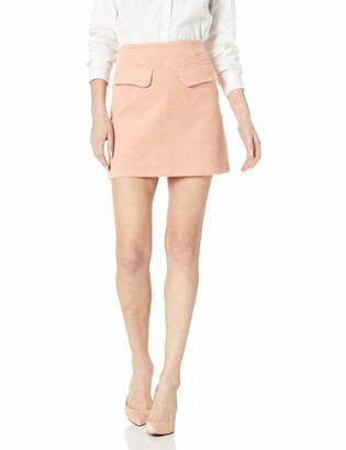 The Fifth Label Women's High Rise Outline Mini Skirt