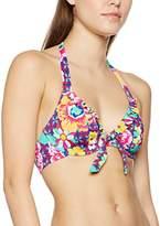 Lepel Women's Sun Kiss Bikini Top,34F