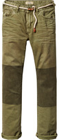 Scotch & Soda Worker Pants | Relaxed Slim Fit