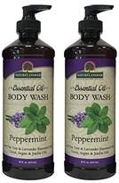 Nature's Answer Essential Oil Body Wash,2 Count
