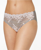 Wacoal Embrace High-Cut Embroidered Brief 841191