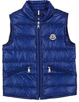 Moncler Kids' Gui Down-Quilted Vest