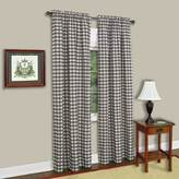 Buffalo Check Curtain Panel