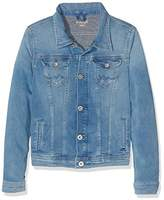 Pepe Jeans Girl's New Berry Jacket