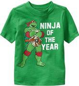 Old Navy Teenage Mutant Ninja Turtles Tees for Baby
