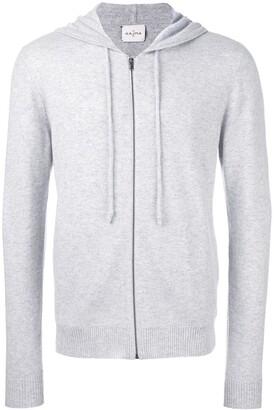 Le Kasha 'Jaipur' zipped hoodie