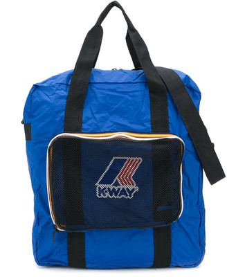 K Way Kids Le Vrai 3.0 tote bag