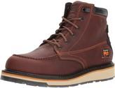 Timberland Men's Gridworks Moc Soft Toe Waterproof Industrial Boot
