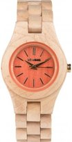 WeWood LAETUSPEACH Laetus Beige Watch with Peach Dial