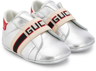 Gucci Kids Logo Sneakers