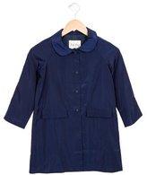 Rachel Riley Girls' Lightweight Button-Up Coat w/ Tags