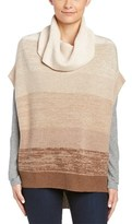 BCBGMAXAZRIA Elinor Wool-blend Ombre Tunic Sweater.