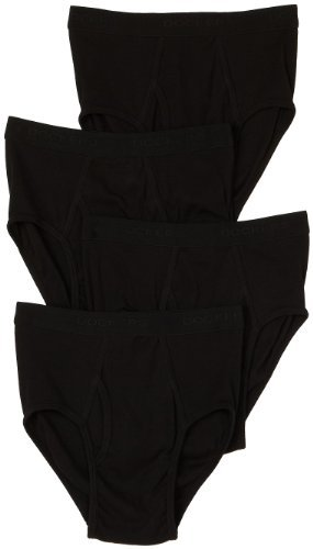 Dockers 4 Pack Fly Front Full Rise Brief