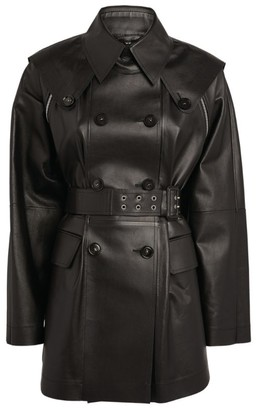 Sportmax Minnie Belted Trench Coat