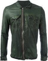 Giorgio Brato chest pocket jacket