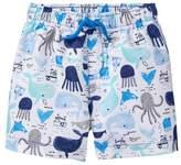 Gymboree Sea Life Swim Trunks
