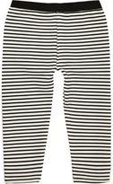 River Island Mini girls stripe leggings