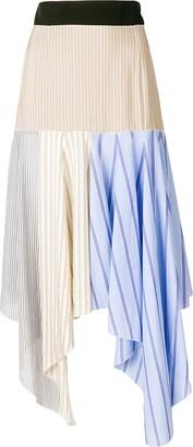 J.W.Anderson Hanky Hem Skirt